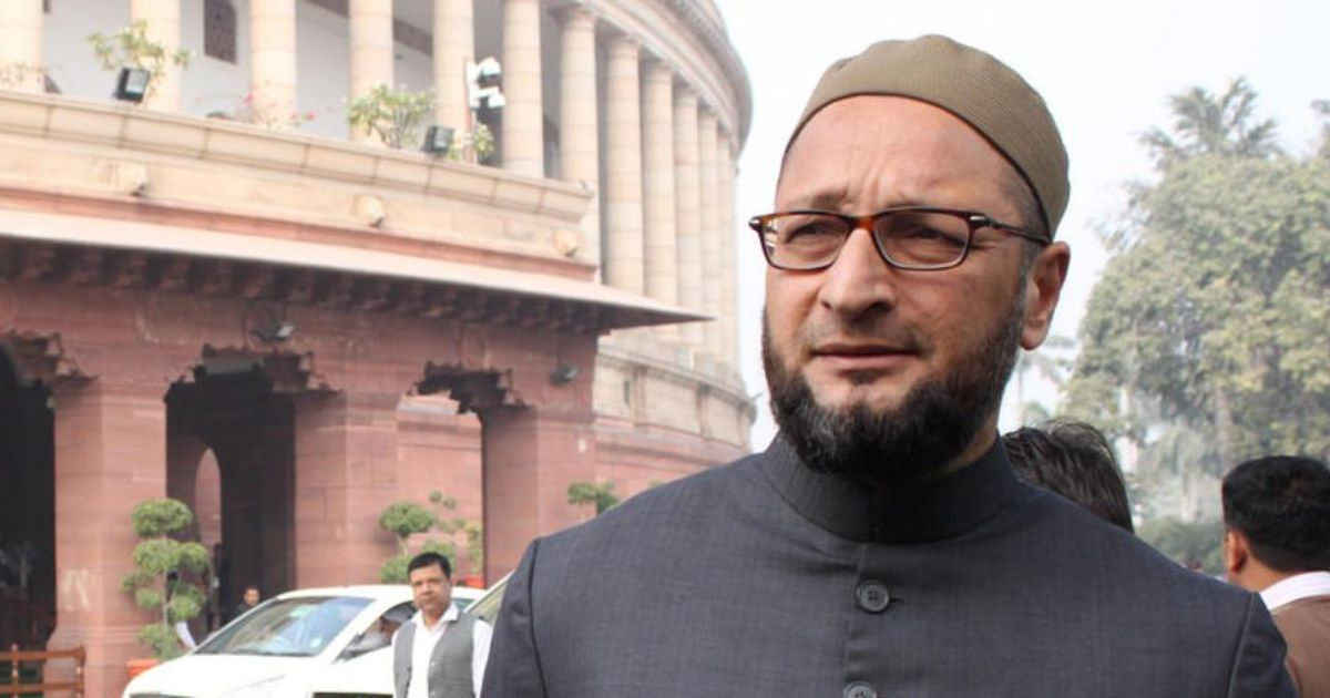 MIM chief Asaduddin Owaisi opposes triple talaq bill cleared by cabinet