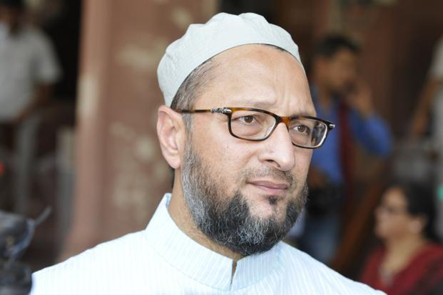 SP-Congress alliance to cover up weaknesses: Asaduddin Owaisi