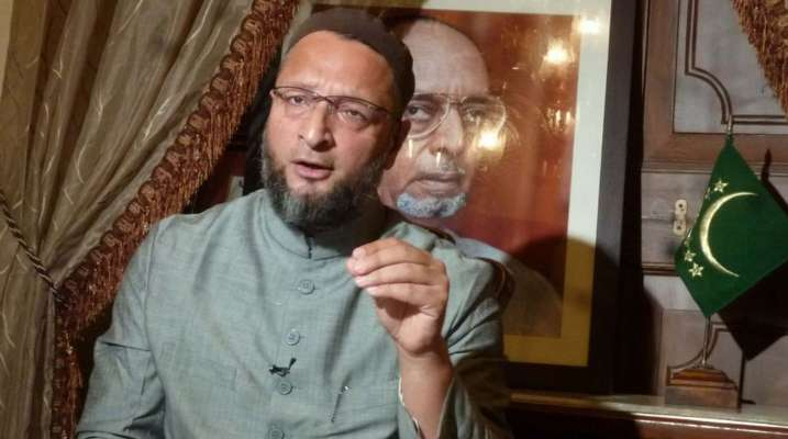 TRS will retain power in Telangana: Asaduddin Owaisi