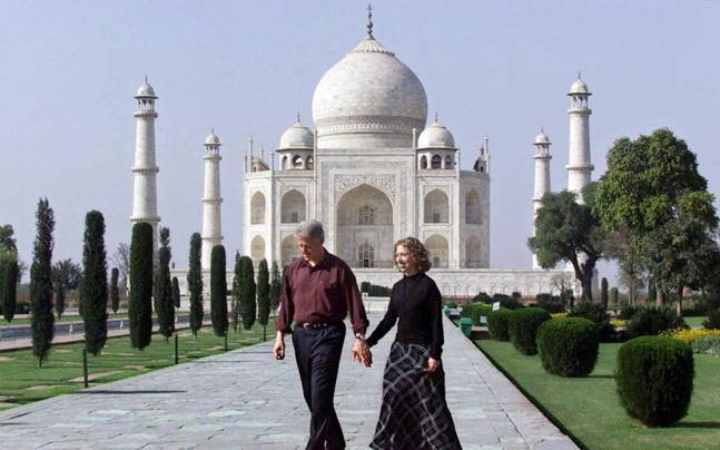 """Taj Mahal is a piece of """"our proud heritage"""""""