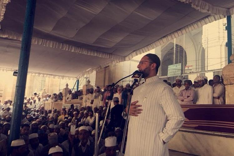 World body has no right to interfere in the internal matters of India: Asaduddin Owaisi