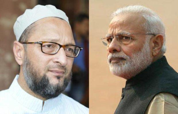 Mere lip service: Asaduddin Owaisi on PM Modi