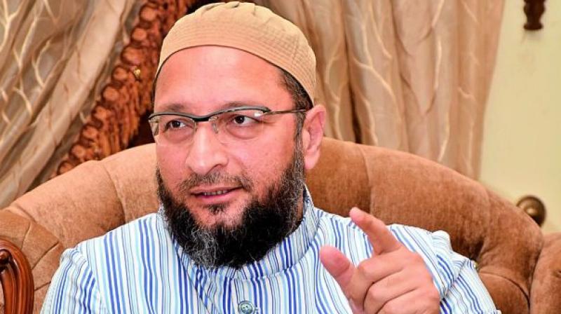 Asaduddin Owaisi praises CM KCR for setting up Minority Residential Schools