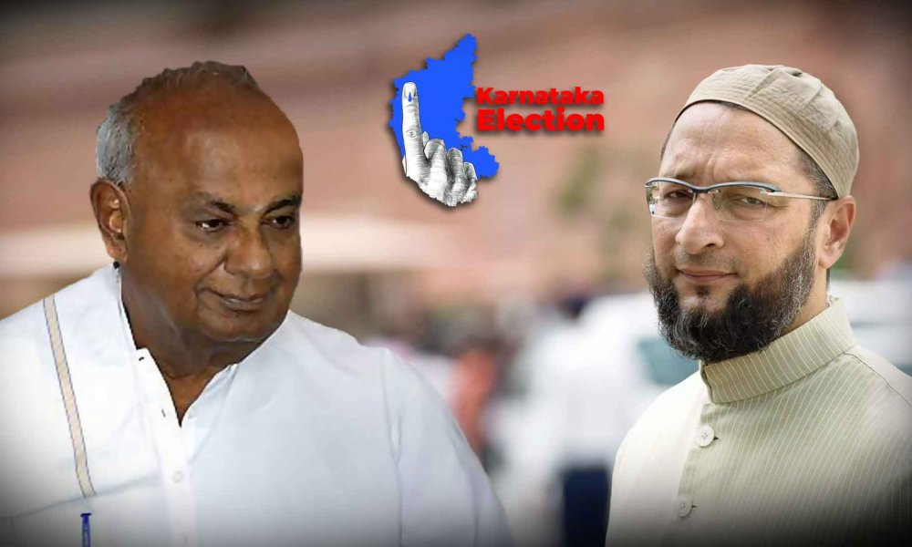 AIMIM to support JD(S) in Karnataka elections