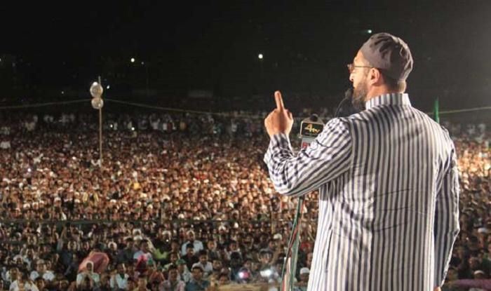 Asaduddin Owaisi says Triple talaq bill a conspiracy against Muslims