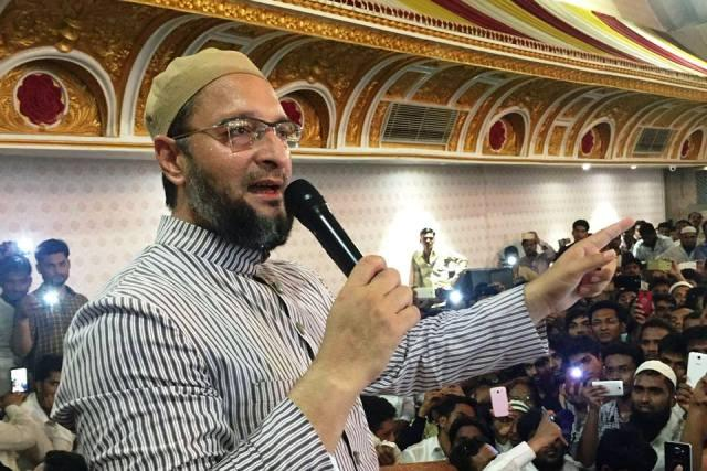 Demolition of mosques,dargahs in AP illegal: Asaduddin Owaisi