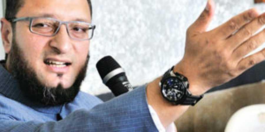Asaduddin Owaisi slams UP Dy CM