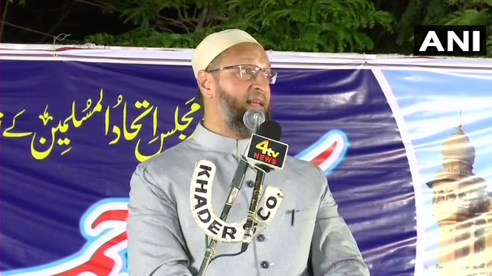 People call NIA a caged parrot,but I will say that it is blind and deaf also:Asaduddin Owaisi