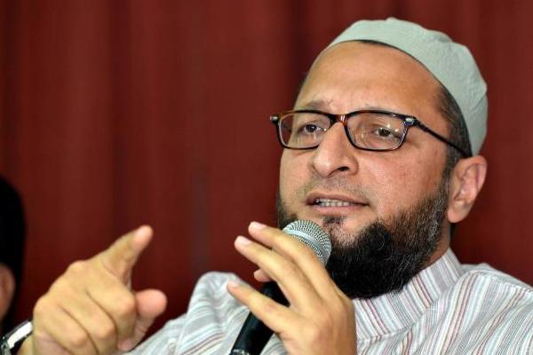 Asaduddin Owaisi says BJP flouted Assam Accord