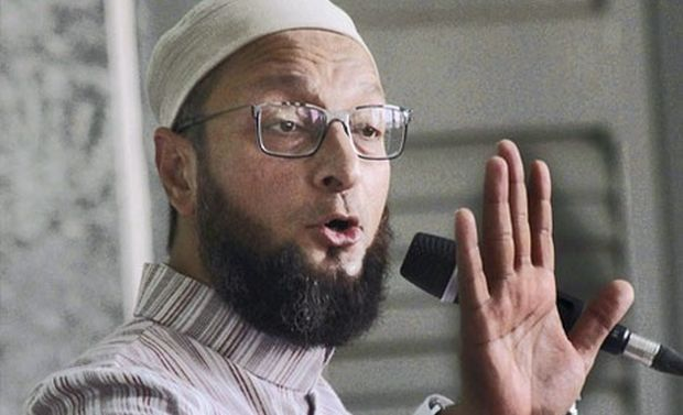 BJP spreading Hindutva, destroying secularism by making Vande Mataram compulsory: Owaisi