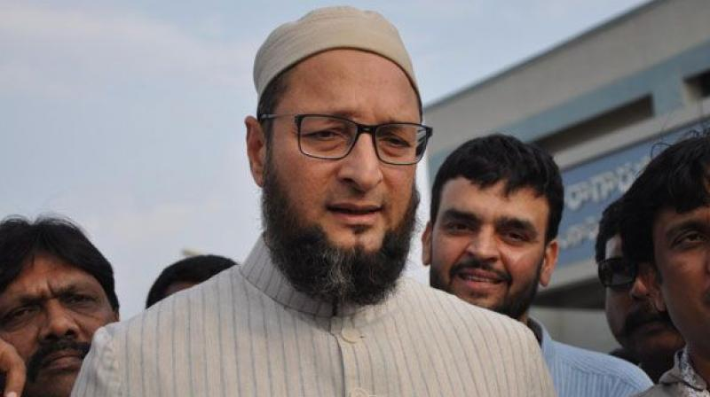 Owaisi Gives Notice To Oppose Introduction Of Triple Talaq Bill In Lok Sabha