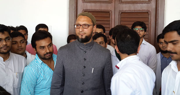 Less Muslim representation in the Karnataka Assembly is a cause of concern: Asaduddin Owaisi