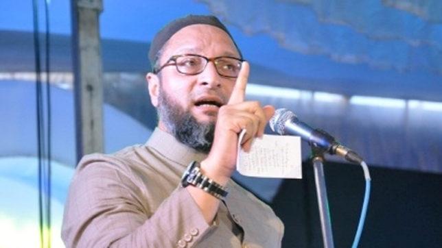 Modi has surrendered to Karni Sena: Asaduddin Owaisi
