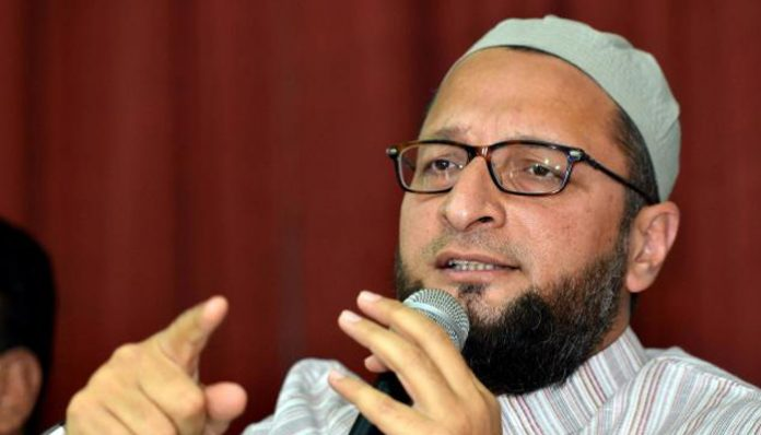 It is a good decision that national anthem is not mandatory in cinema halls: Asaduddin Owaisi