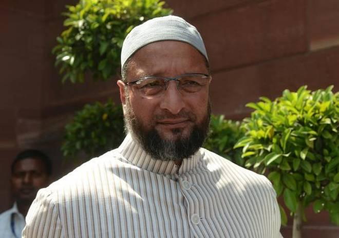 Asaduuddin demands law to jail anyone who calls  Indian Muslims