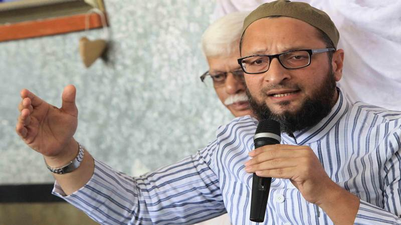 BJP cover up its failure by raking up Ayodhya issue: Asaduddin Owaisi