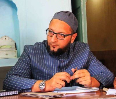 Asaduddin Owaisi slams PM over skipping Palestine during Israel visit