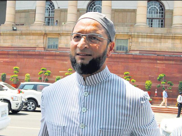 Congress is now following the Hindutva that is propagated by the BJP: Asaduddin Owaisi