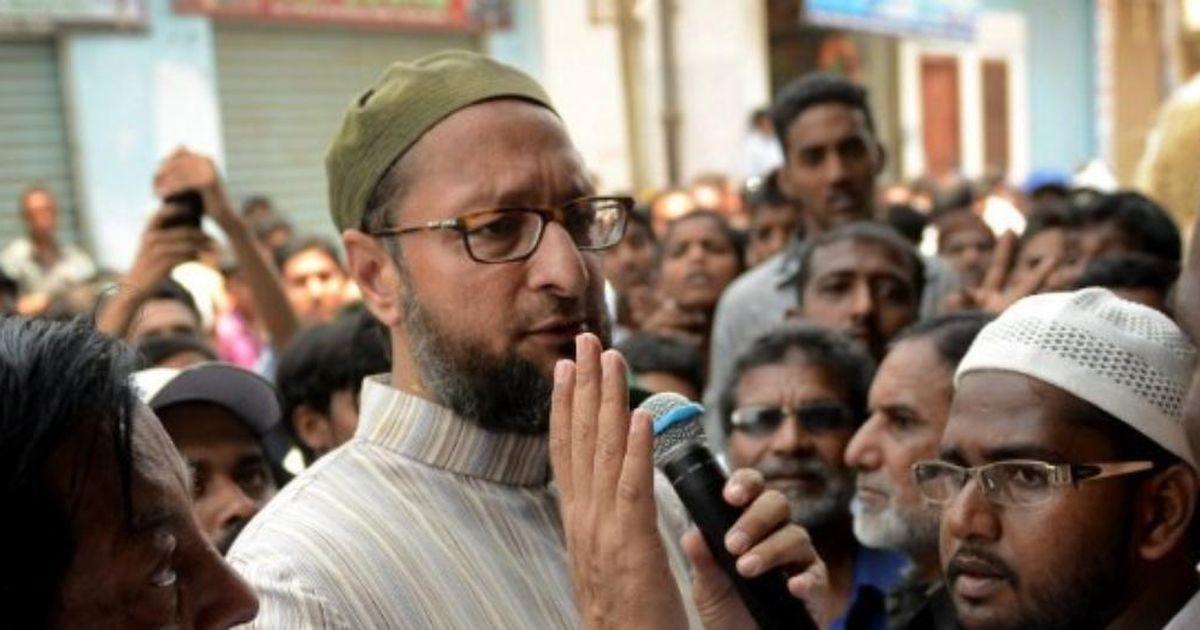 Asaduddin Owaisi urges Muslims not to watch film