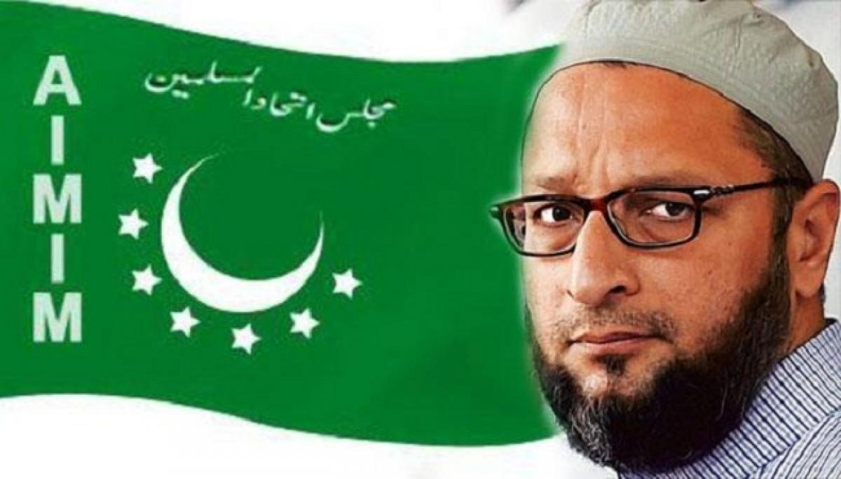 AIMIM Party has decided to boycott today