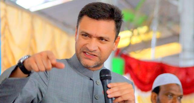 Akbaruddin Owaisi slams at TRS govt for making false promises to the people
