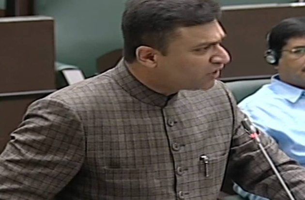 Akbaruddin Owaisi demands with the government to take up Metro Rail project immediately in Old City