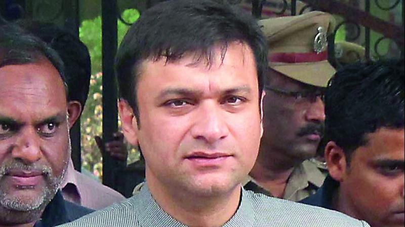 Akbaruddin Owaisi gets security after threat claim