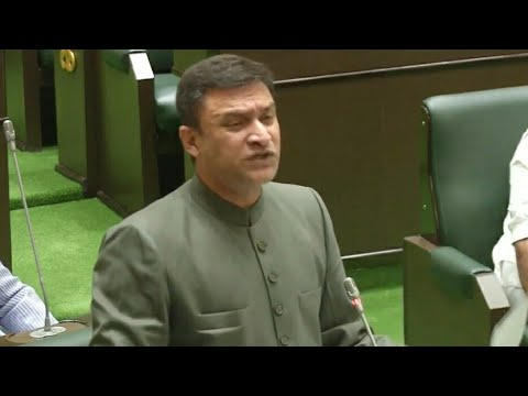 Akbaruddin Owaisi strongly brings in awareness the issues of Wakf Board in Assembly session 2020
