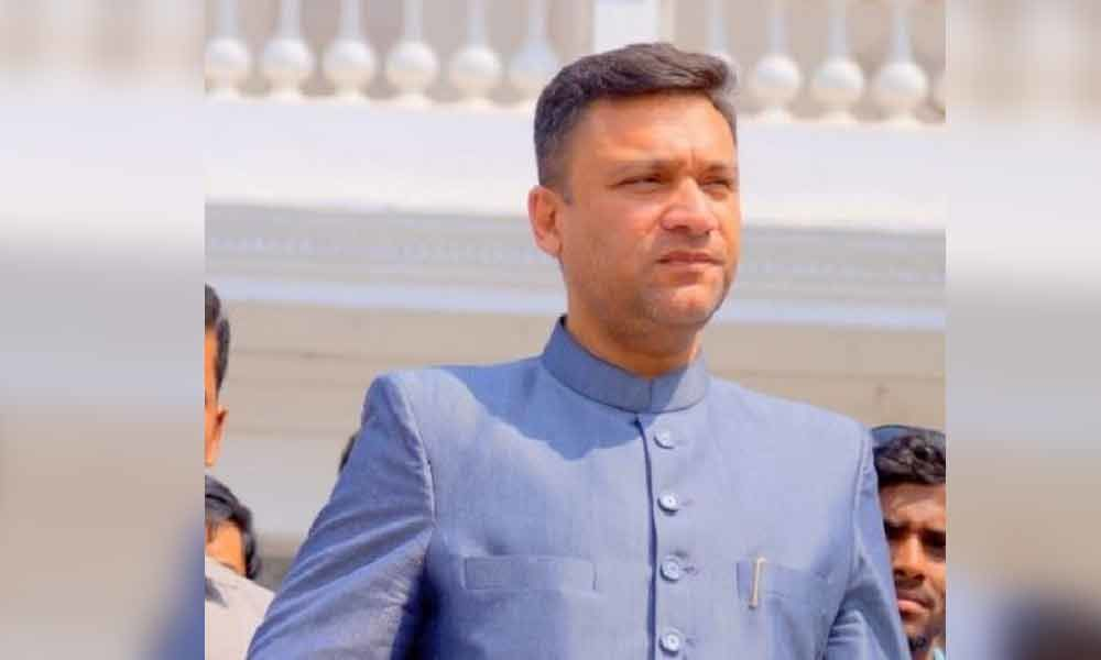 Akbaruddin Owaisi returns Hyderabad