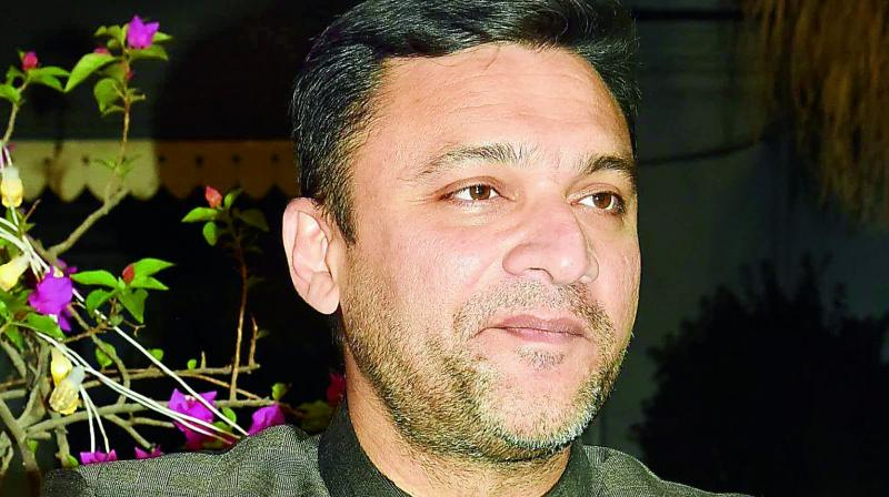 Did not make any offensive  or illegal statements: Akbaruddin Owaisi