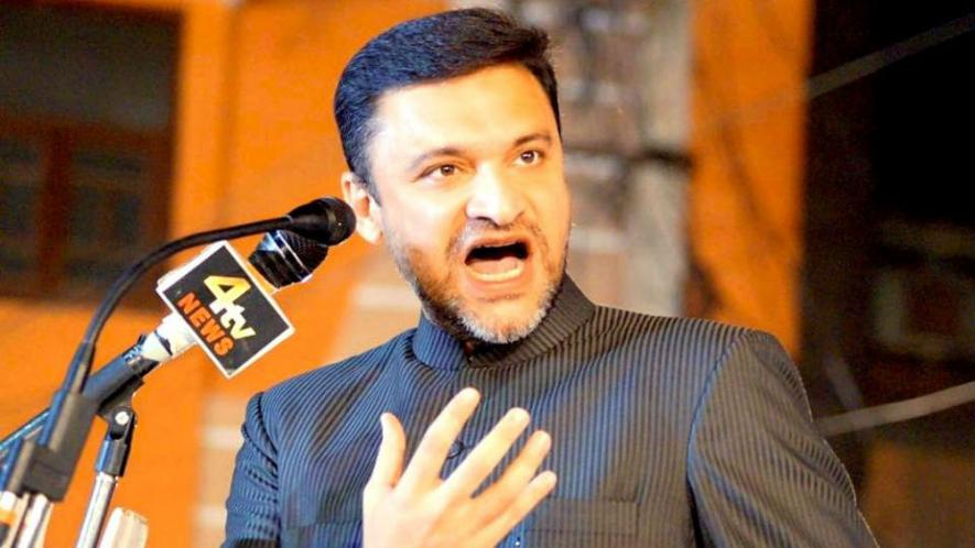 "Akbaruddin Owaisi says ""In our institutions, Hindus, Muslims, Sikhs and Christians are treated equally,"""