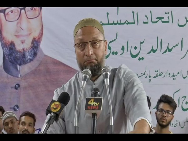 Owaisi says his fight is against the forces who are trying to end secularism