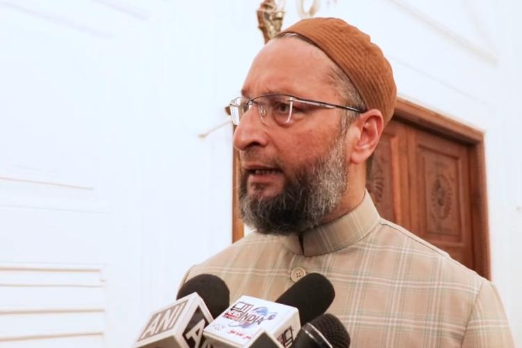 Owaisi claims that there were attempts to isolate the MIM in political circles but contended that the party would proceed on its own