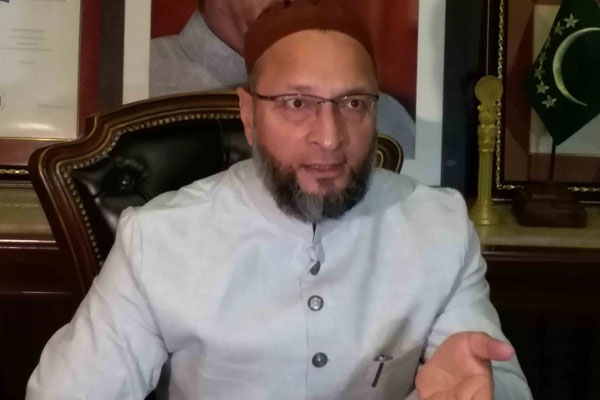 PM ignores plight of vast majority of Indians: Asaduddin Owaisi