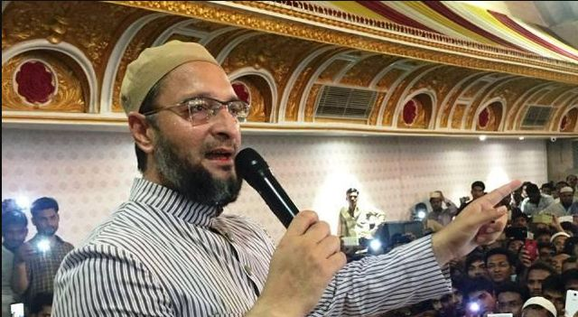asaduddin-owaisi-launches-the-learn-project-for-youth-in-hyderabad