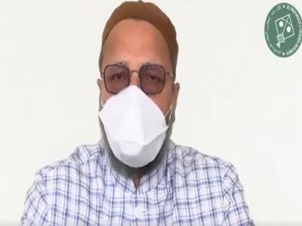 Asaduddin Owaisi urges people in Telangana to respect healthcare workers treating COVID-19 patients
