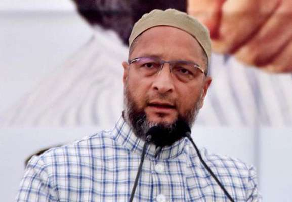 Asaduddin Owaisi slams at Centre over Pegasus