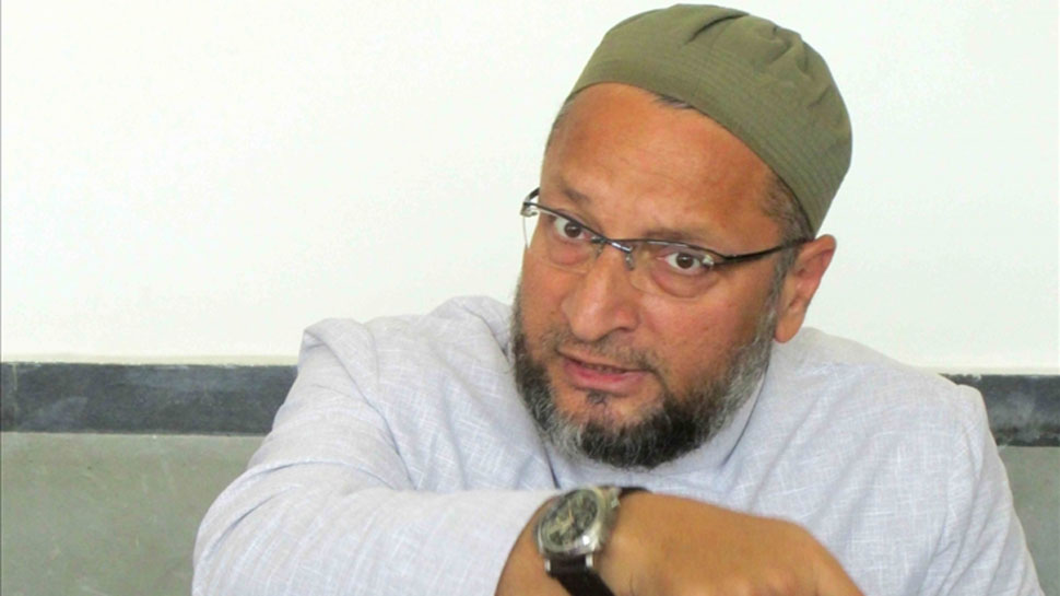 "Blacklisting of Masood Azhar as a ""cosmetic thing"": Asaduddin Owaisi"