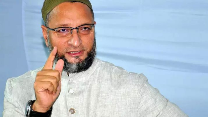 """Nowhere in our citizenship laws is it mentioned that citizenship can be granted on basis of a religion"": Asaduddin Owaisi"