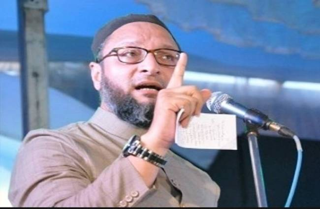MIM party activists are ready to behead instead of bowing their head before felons: Asaduddin Owaisi
