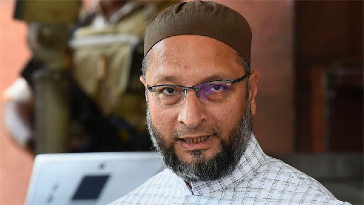 Asaduddin Owaisi stresses that the right to life is a fundamental right as Constitution has guaranteed the citizens