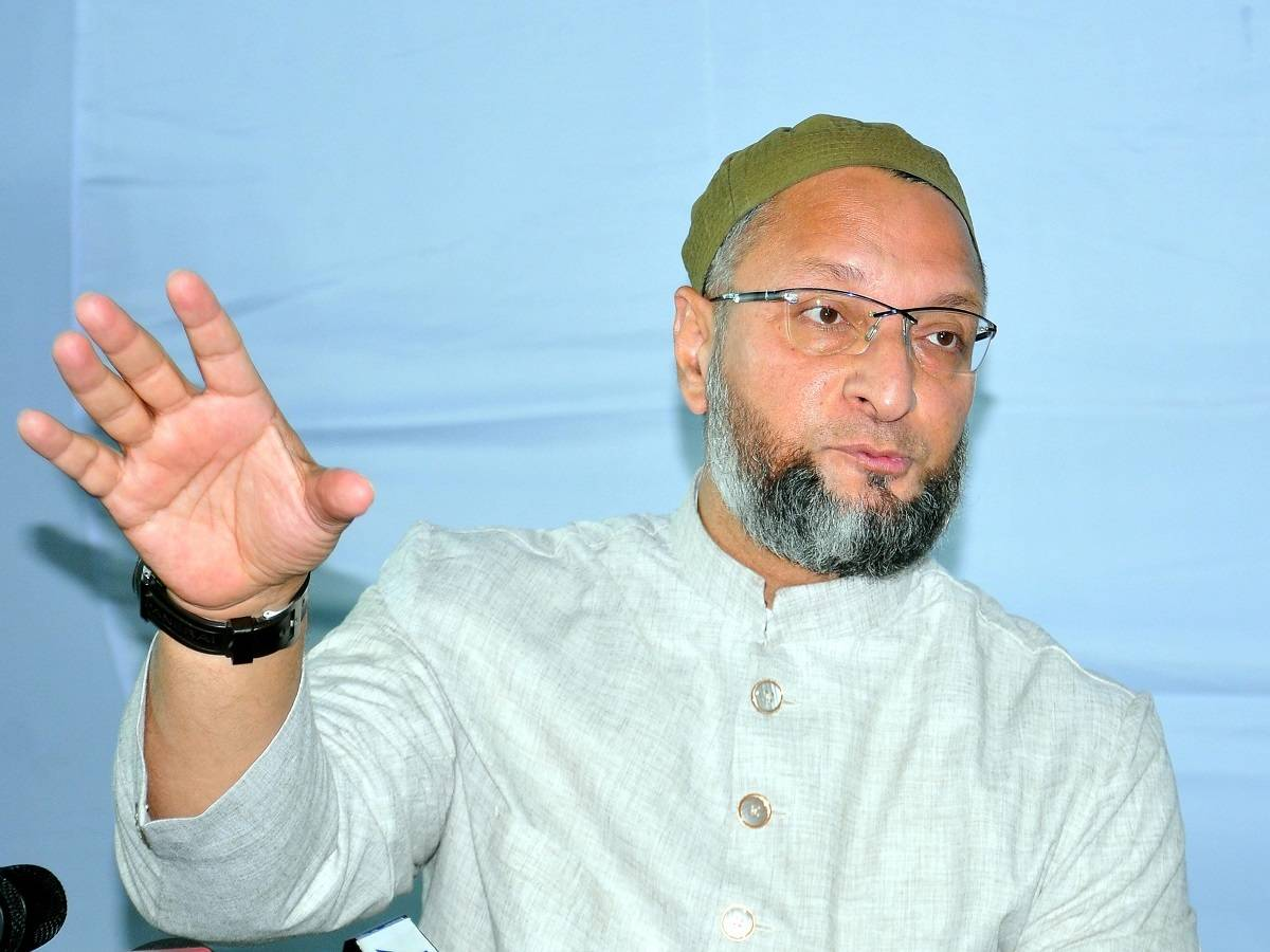 BJP has to stop with politics of polarisation, says Asaduddin Owaisi