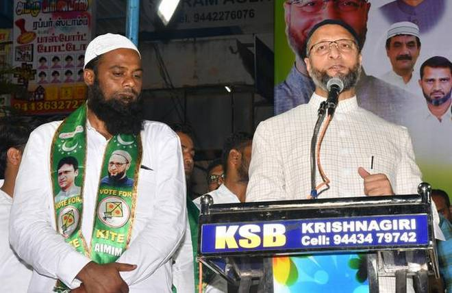 Owaisi says, the AMMK-AIMIM alliance will lead a third political force in Tamil Nadu