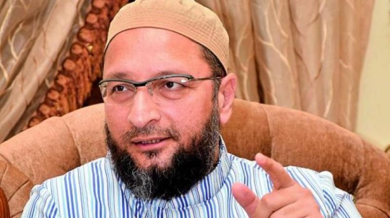 Imran Khan should learn something from us: Asaduddin Owaisi