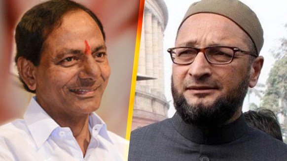 Asaduddin Owaisi rules out any post-poll alliance with TRS