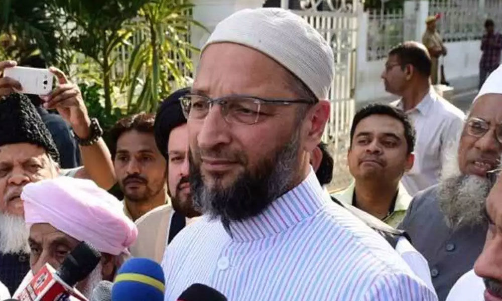 AIMIM President Asaduddin Owaisi declare assets worth over Rs 13 crore