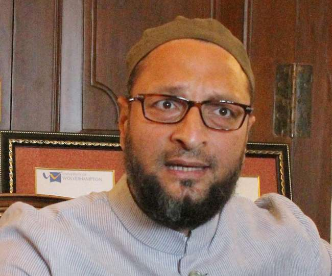 Asaduddin Owaisi condemn the attack on Y.S.Jagan Mohan Reddy