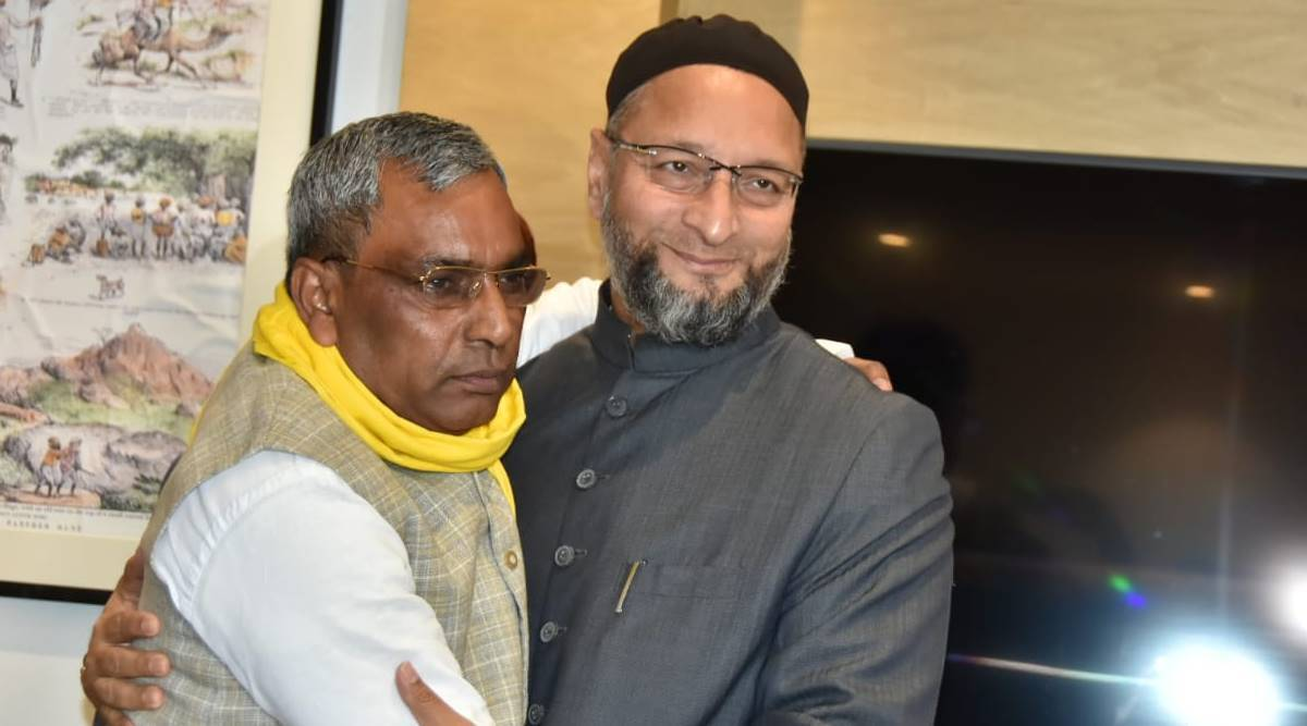 Asaduddin Owaisi seeks to gain foothold in Uttar Pradesh