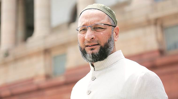Asaduddin Owaisi still far ahead with BJP candidate from Hyderabad
