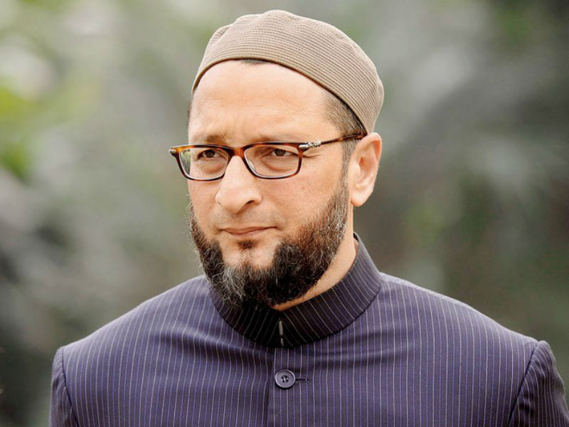 Asaduddin Owaisi inaugurates developmental works in Kishanbagh